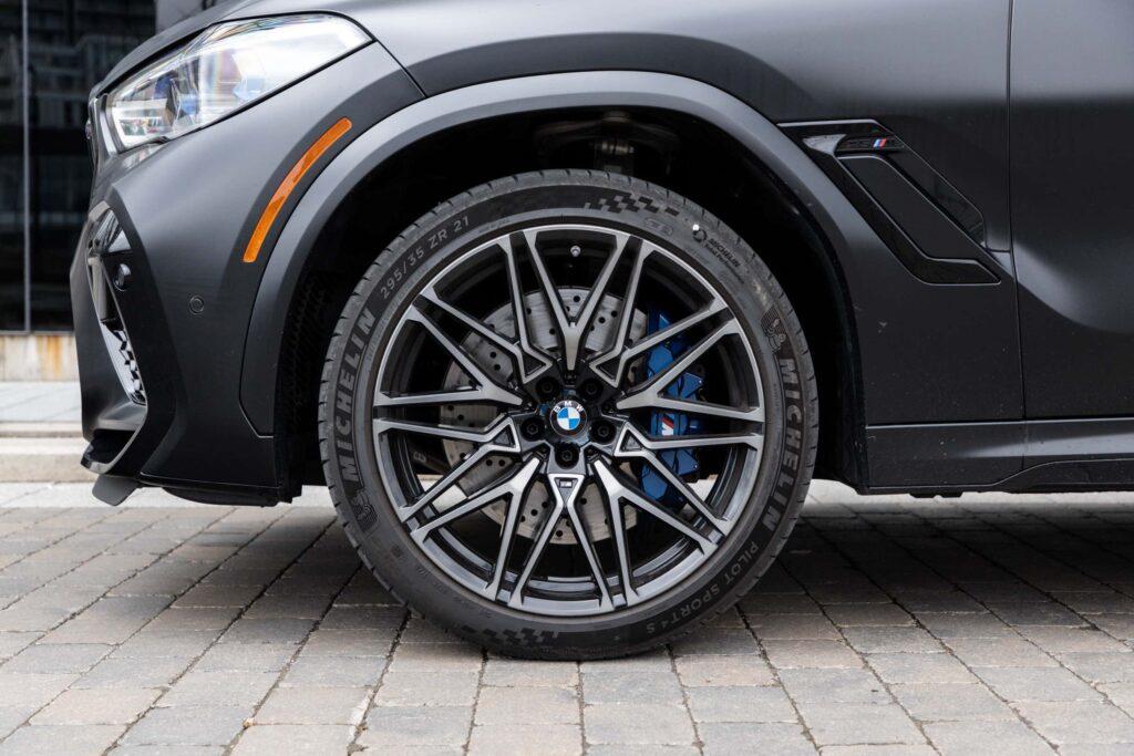 колесо X6 M Competition